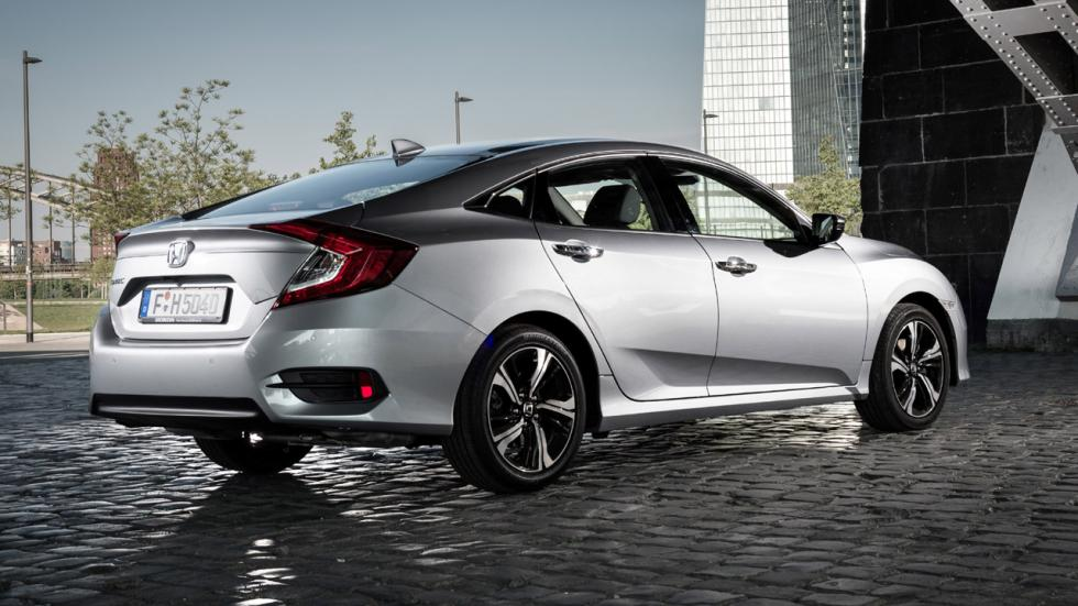 Honda Civic Sedán 2017