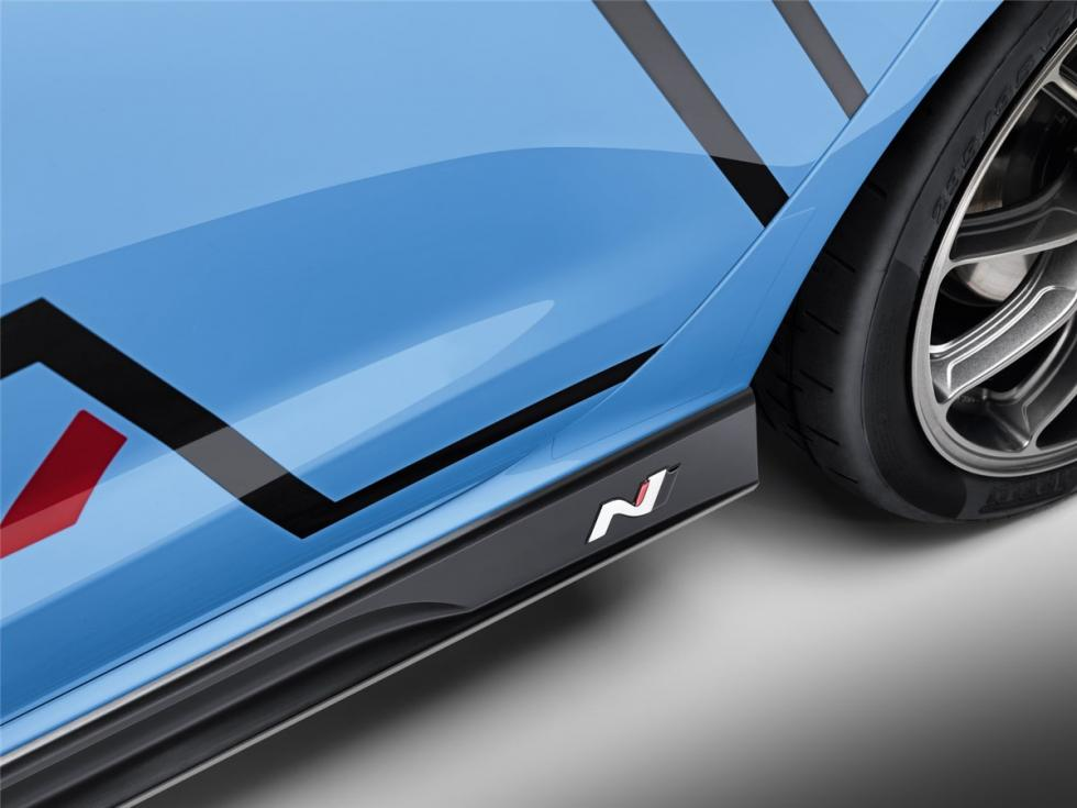 Hyundai i30 N 'N-thusiast Parts'