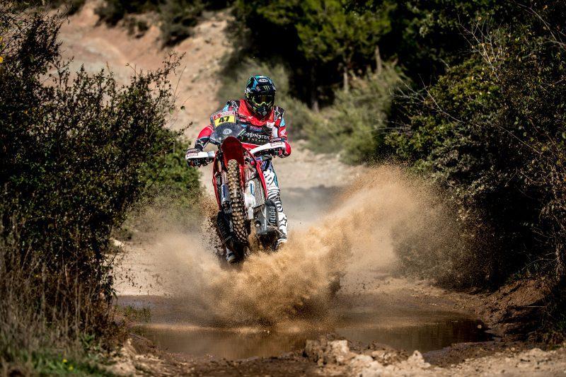 Kevin Benavides - Favorito Dakar 2018 motos