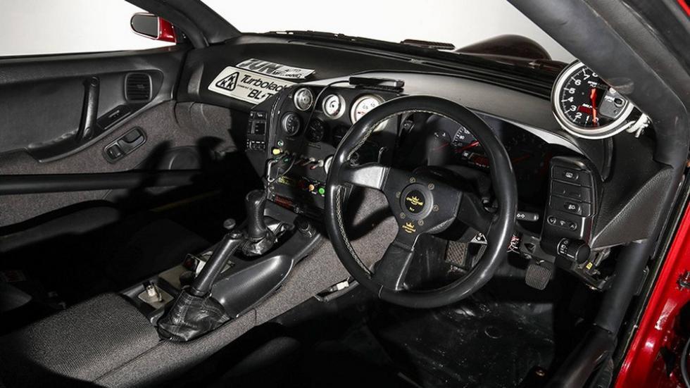 Nissan 300ZX, a subasta