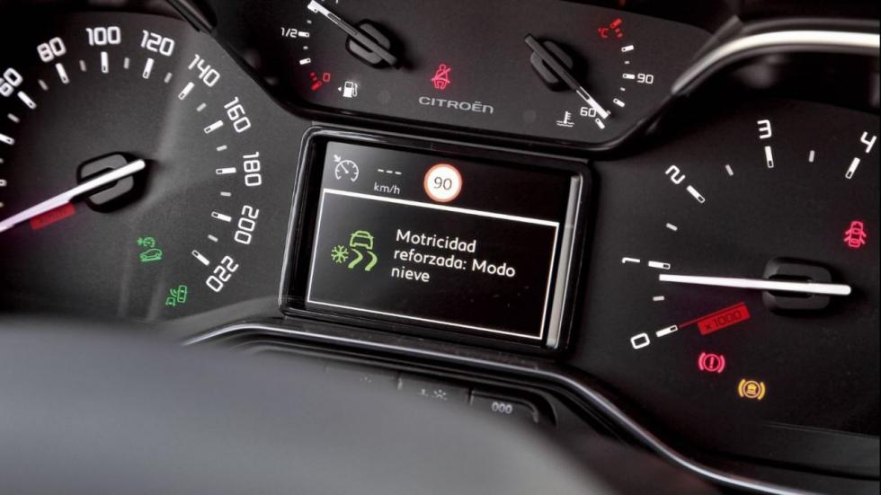 Prueba Citroën C3 Aircross BlueHDi 100