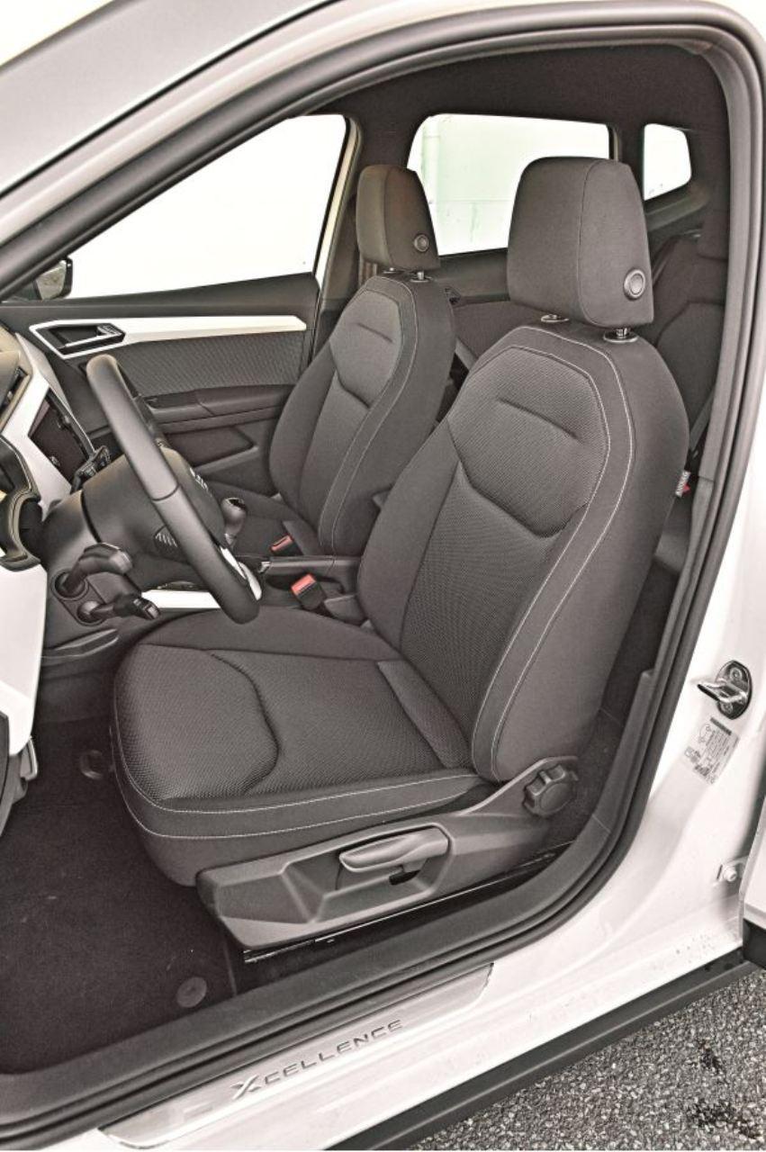 Prueba Seat Arona 1.0 EcoTSI 95 CV