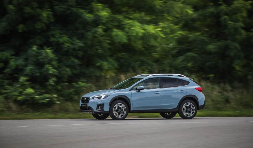 Prueba Subaru XV 2018