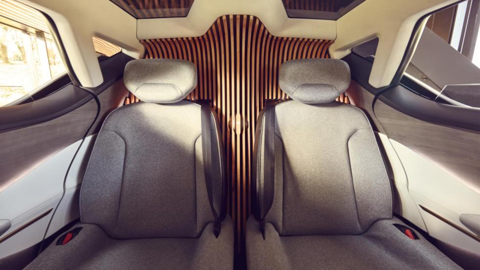 Renault Symbioz asientos traseros