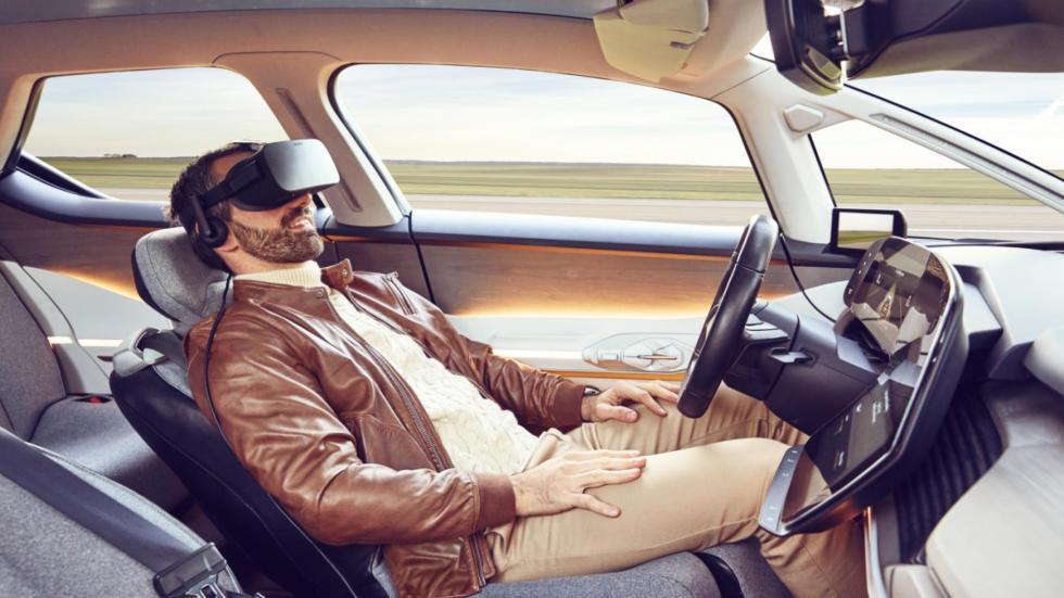 Renault Symbioz: realidad virtual