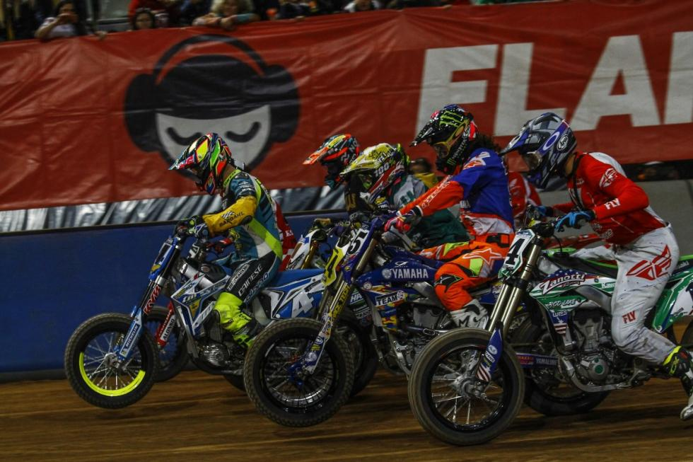 Superprestigio Dirt Track 2017