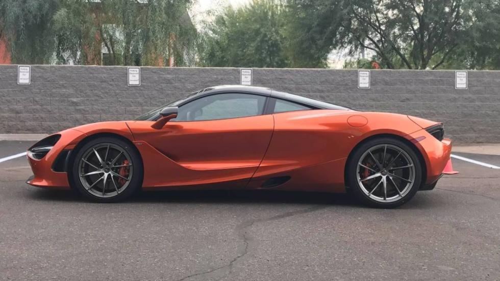 Venta McLaren 720S Bitcoin