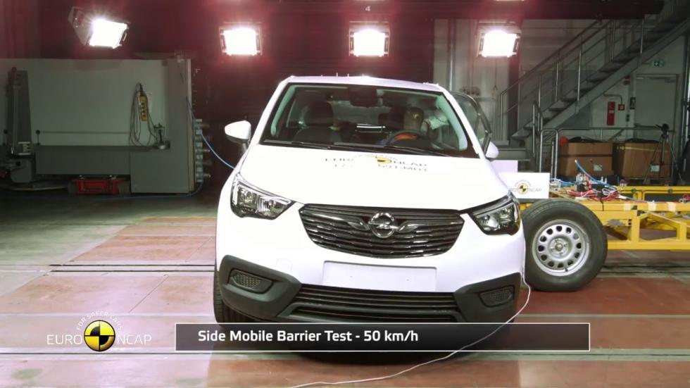 Los 7 coches más seguros de 2017