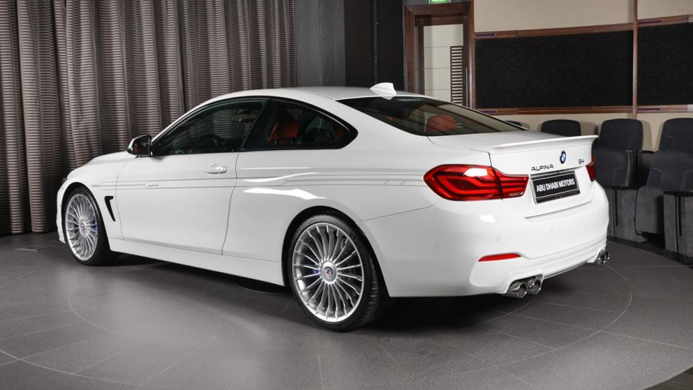 Alpina B4 S Bi-Turbo