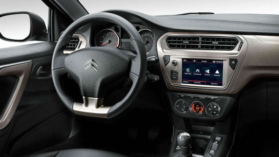 Coches para comprar con 1000 euros de sueldo Citroën C-Elysée
