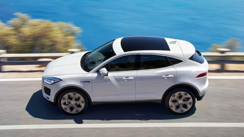 ¿Cuál es mejor, Jaguar E-PACE o Jaguar I-PACE?