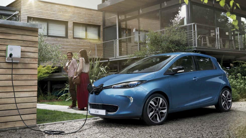 Los eléctricos más vendidos en 2017: Renault Zoe - 1.328 unidades