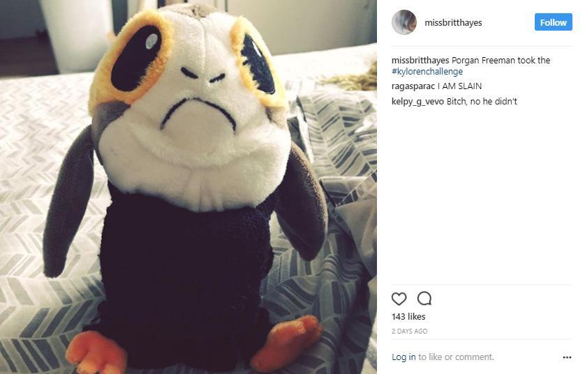 Star Wars, Kylo Ren, Instagram