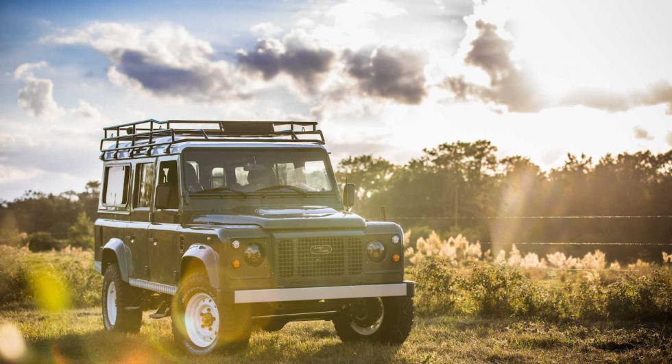 Land Rover Defender Project Tuki by East Coast Defender