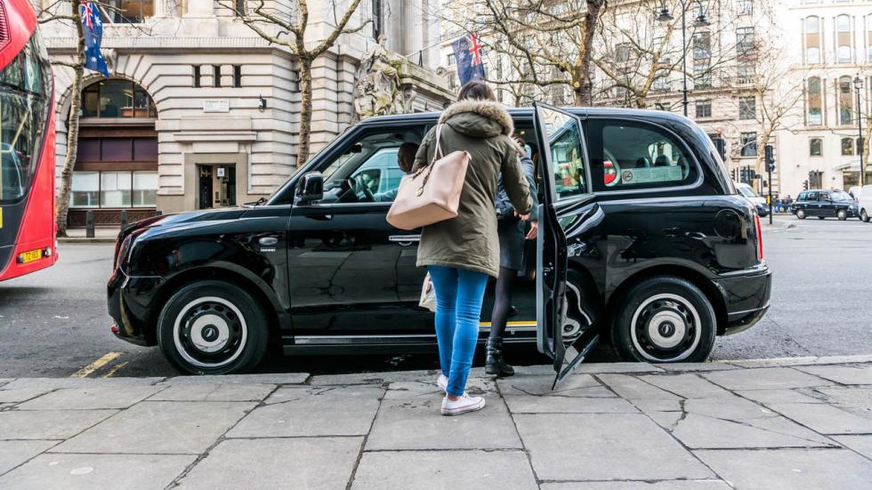 Primer LECV TX eCity Black Cab