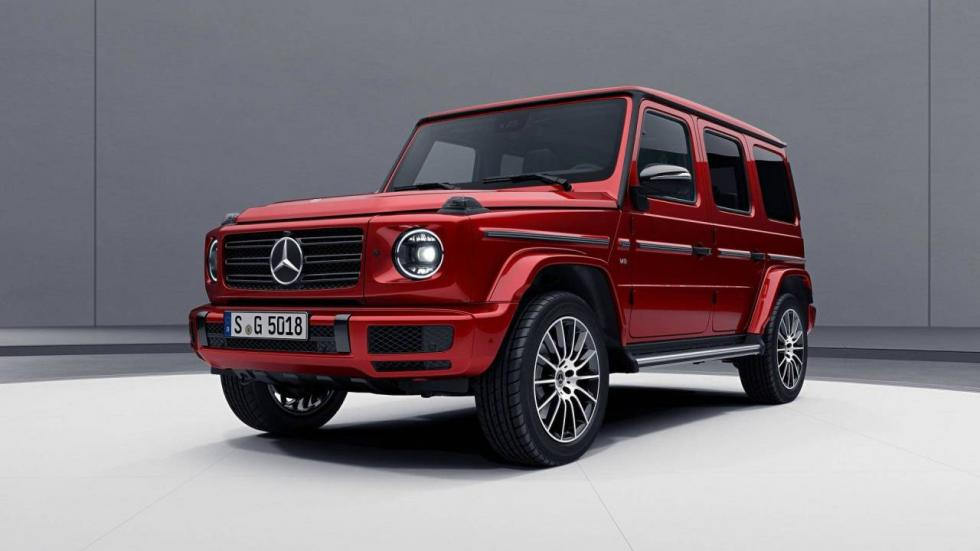 Mercedes Clase G 2018 Night Package
