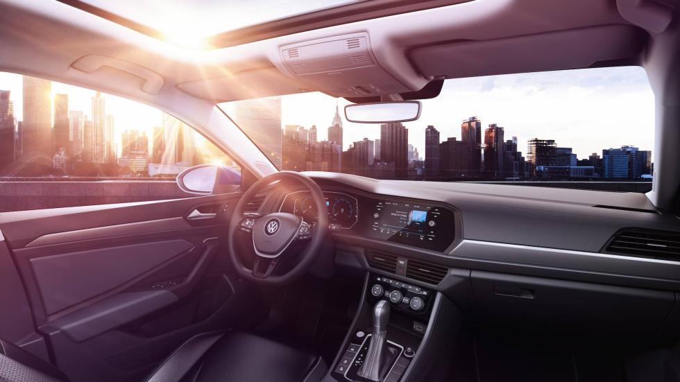 Nuevo Volkswagen Jetta 2018, en el Salón de Detroit