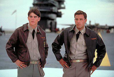 Un momento de la película Pearl Harbor