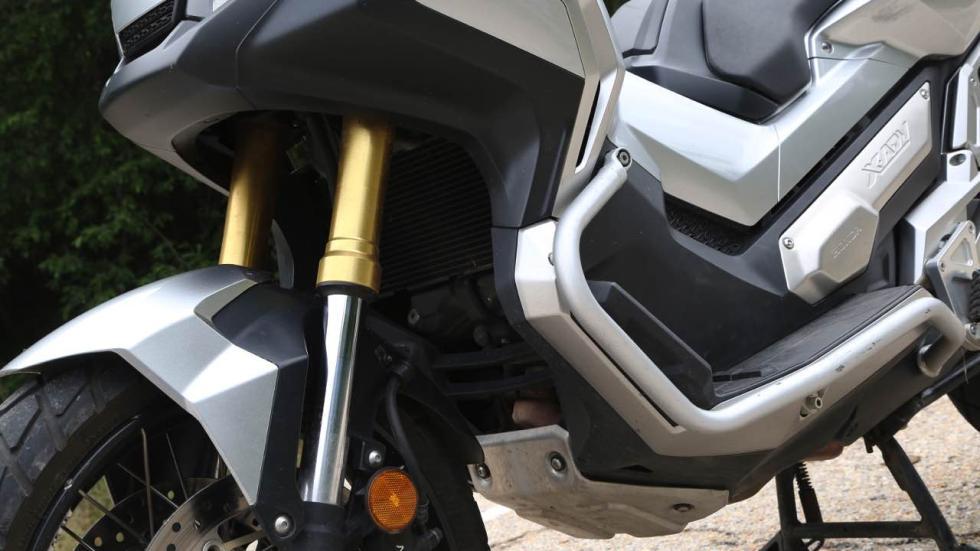 Prueba Honda X-Adv