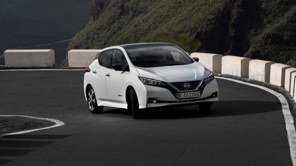 coches electricos coche electrico test nuevo