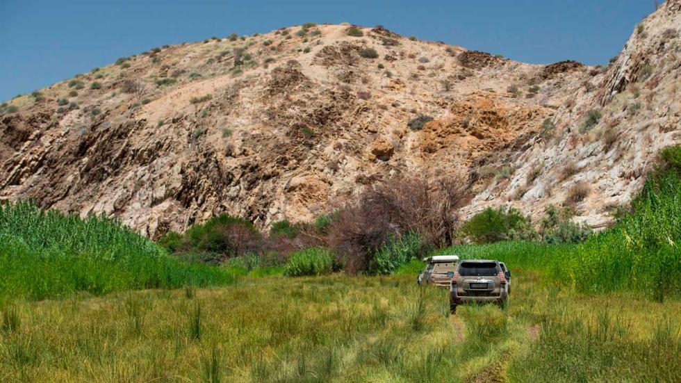 Prueba Toyota Land Cruiser 2018: ruta por Namibia