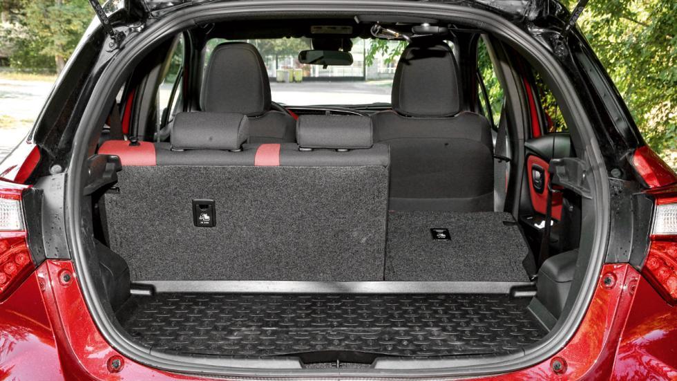 Prueba Toyota Yaris Hybrid 2017