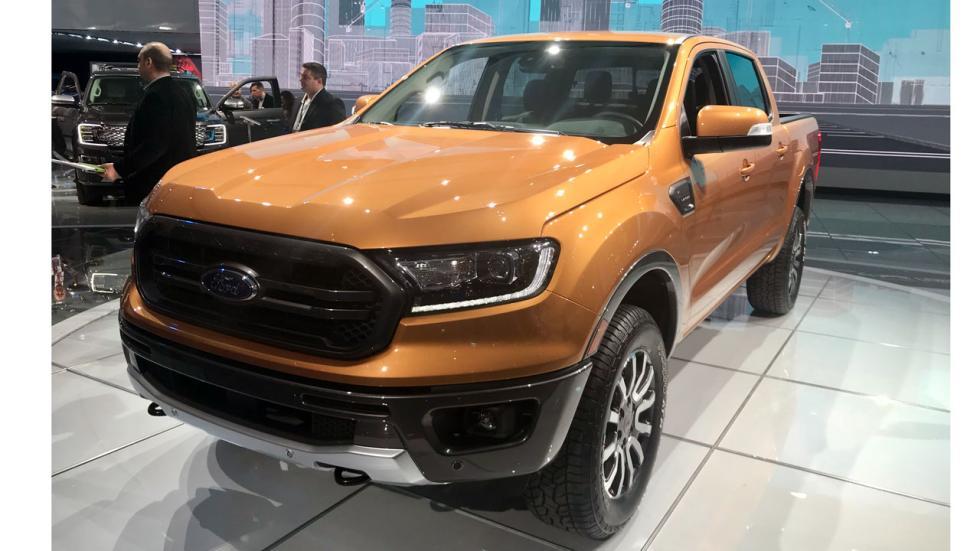 Salón de Detroit 2018: Ford Ranger 2019
