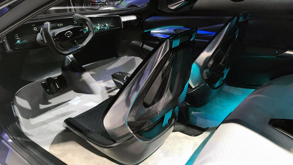 Salón de Detroit 2018: GAC Enverge concept interior