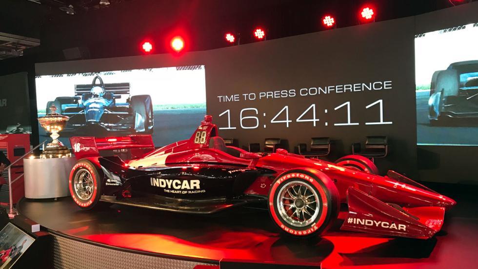Salón de Detroit 2018: Indycar