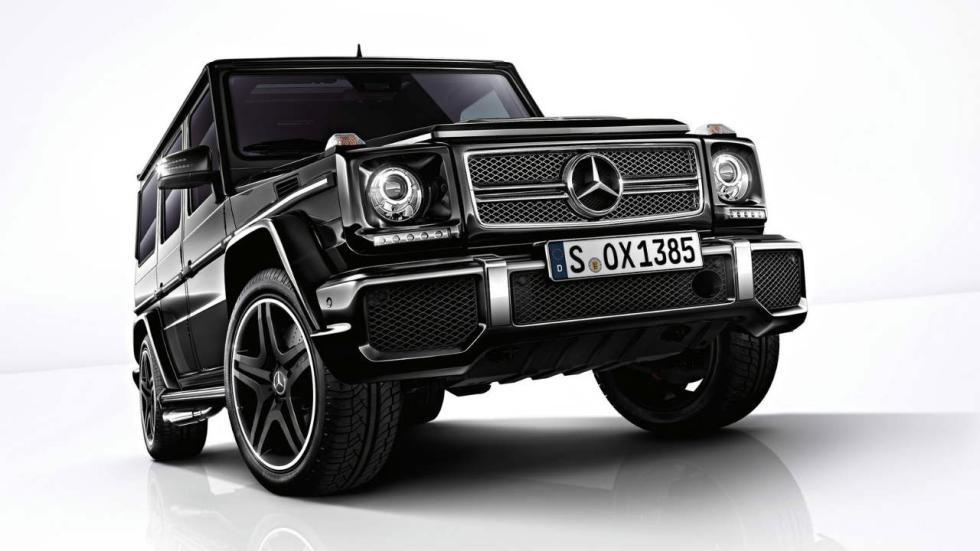 Los SUV que más consumen Mercedes G65 AMG