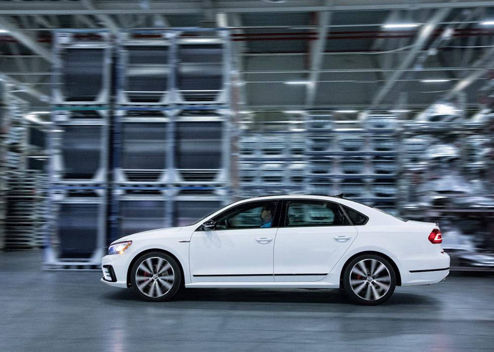 VW Passat GT