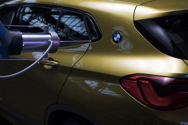 BMW X2 Rebel Edition