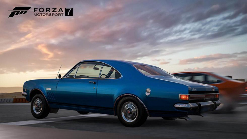 Bugatti Chiron en Forza 7