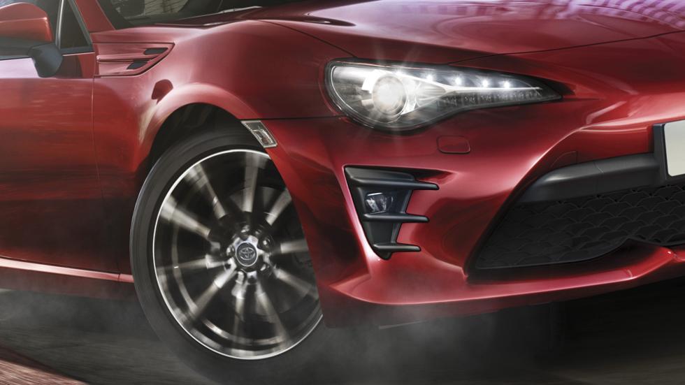 Diferencias Toyota GT86 2018