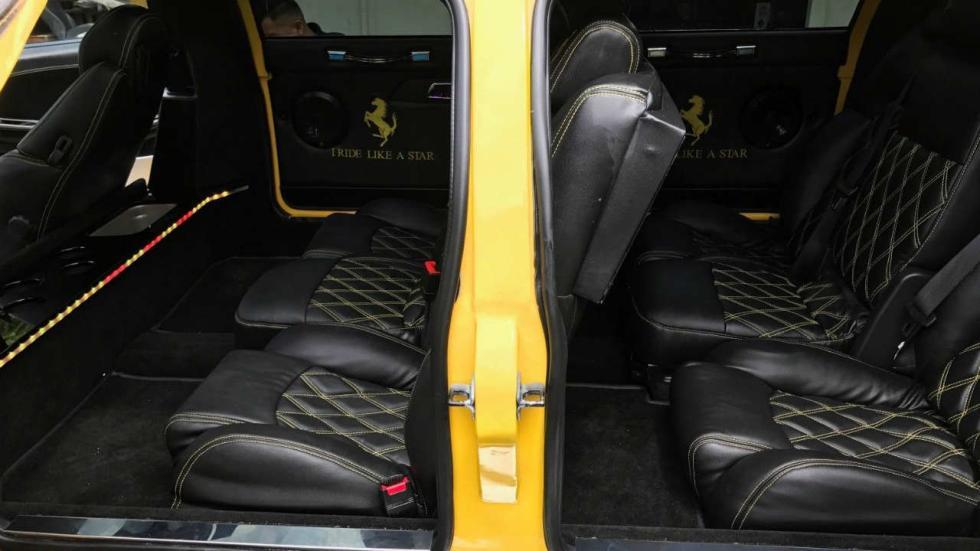 Ferrari 360 limusina