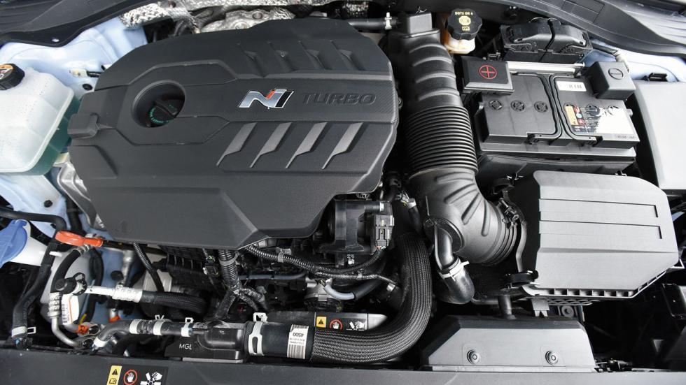 Hyundai i30 N Performance motor