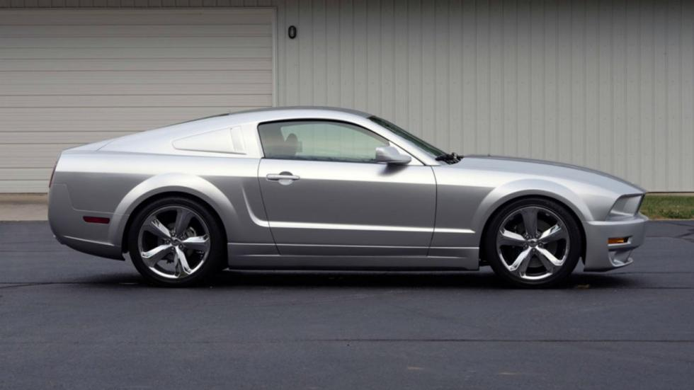 Iacocca Silver Edition Mustang