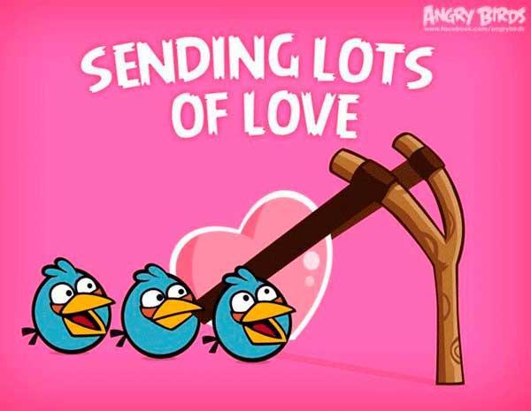 Imágenes y memes de San Valentin 2018 para mandar por WhatsApp