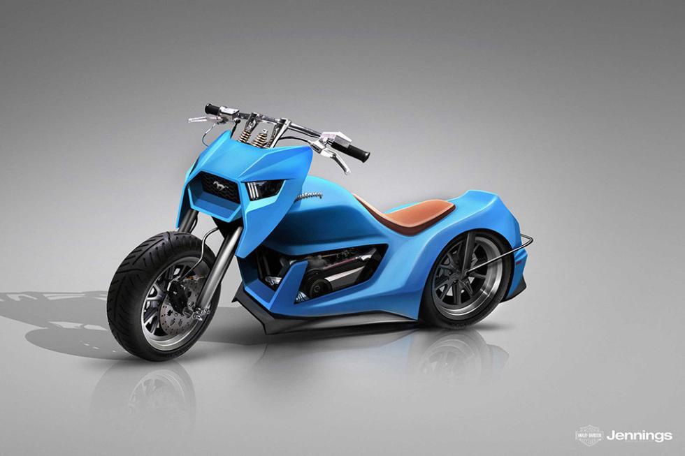 Marcas de coches fabricando motos