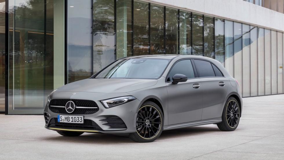Mercedes Clase A Edition 1