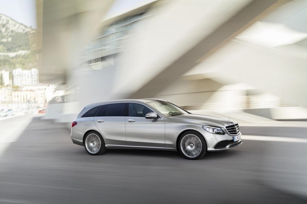 Nuevo Mercedes Clase C 2018