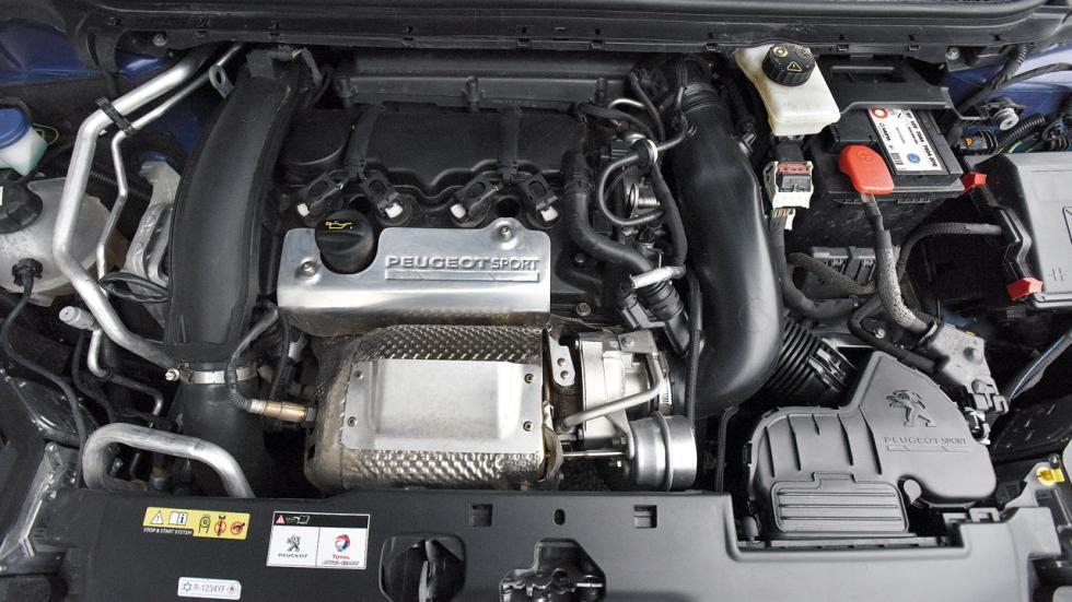 Peugeot 308 GTi motor