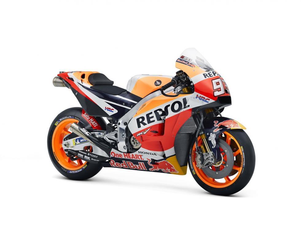 Presentación Repsol Honda MotoGP 2018