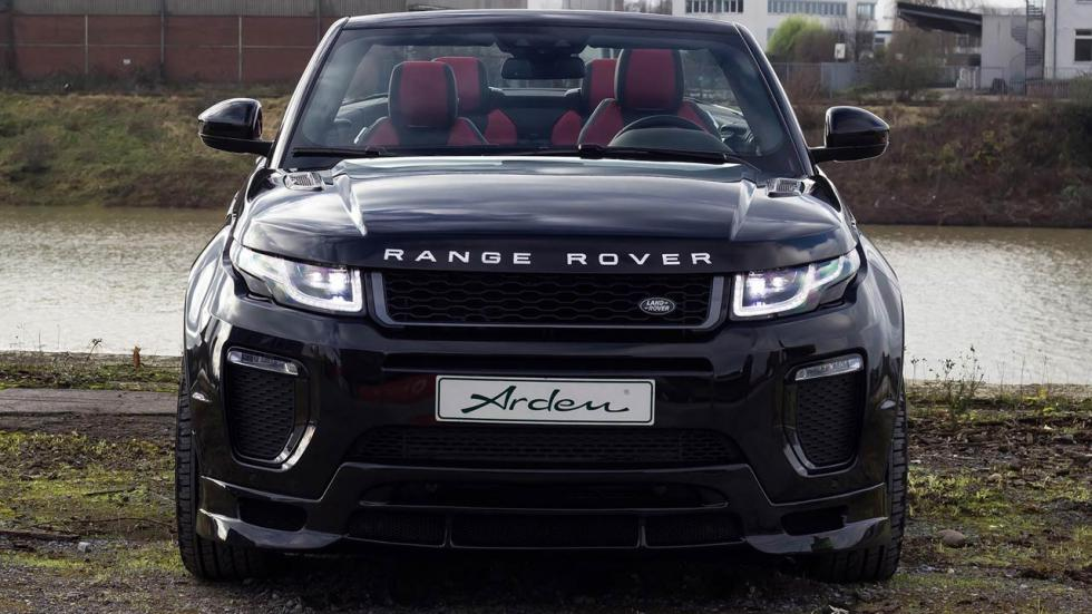 Range Rover Evoque by Arden