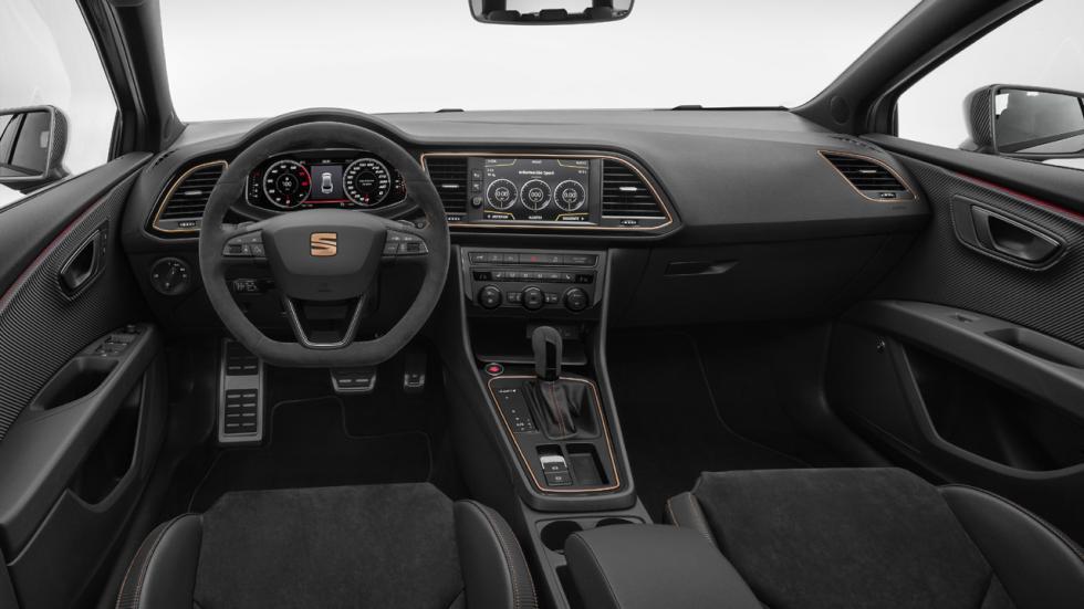 Seat León Cupra R ST