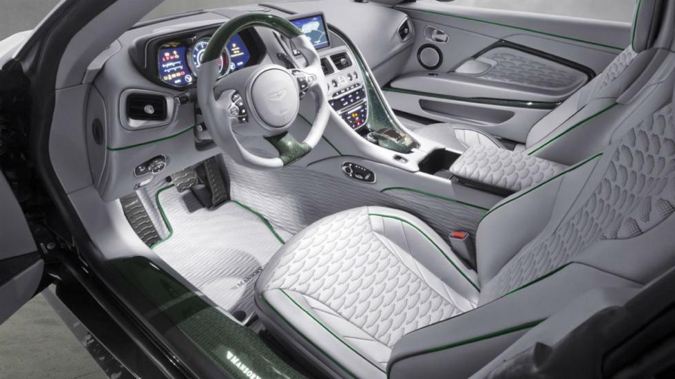 Aston Martin DB11 by Mansory