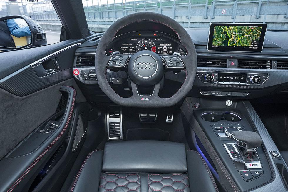 Audi RS 5 vs Lexus LC 500