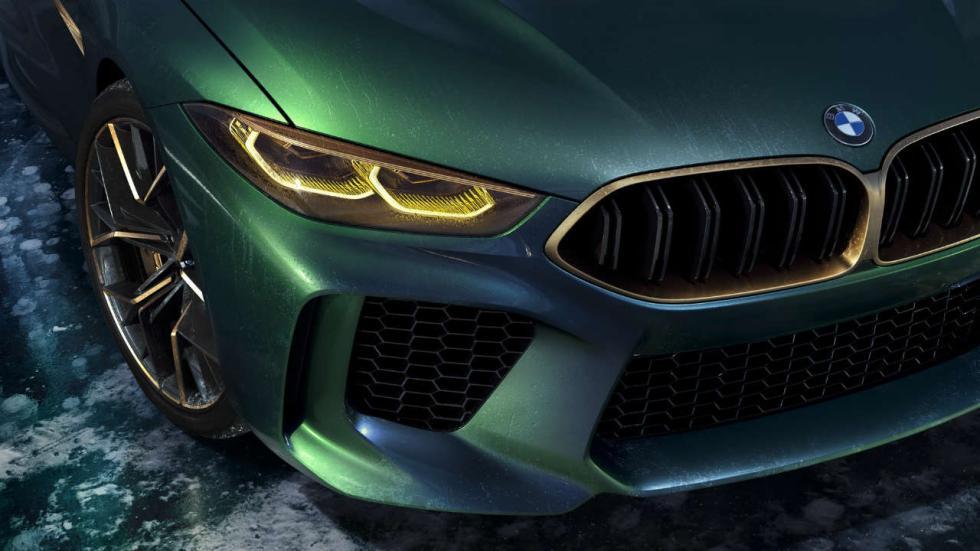 BMW M8 Gran Coupé Concept