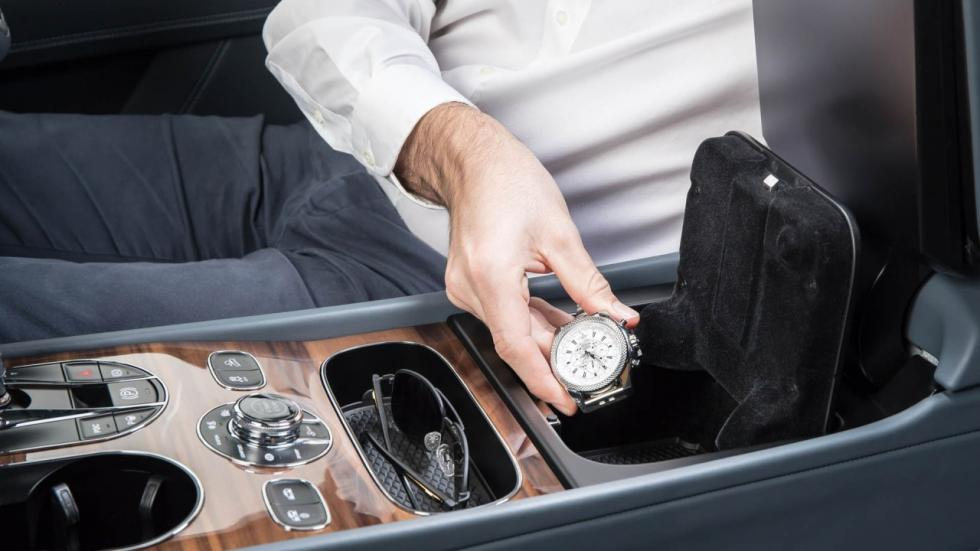 Caja Fuerte Mulliner Bentley Bentayga