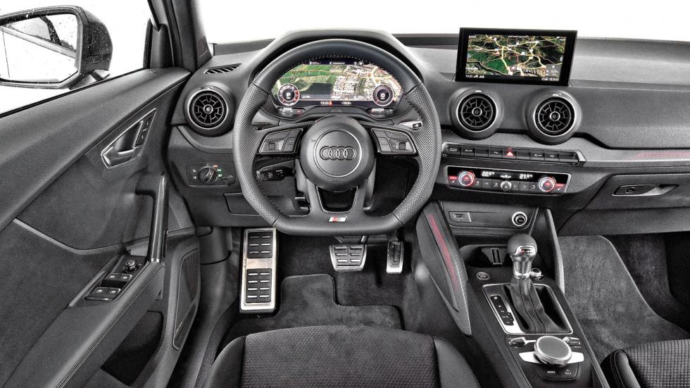 Comparativa: Hyundai Kona contra Audi Q2